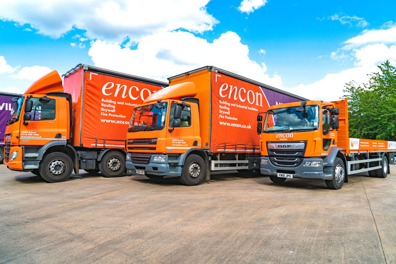 Encon expands into construction products