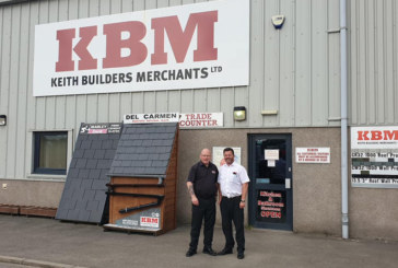 MBO for Keith Builders Merchants