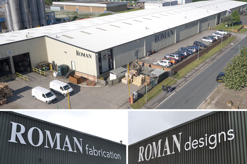 Roman factory expansion
