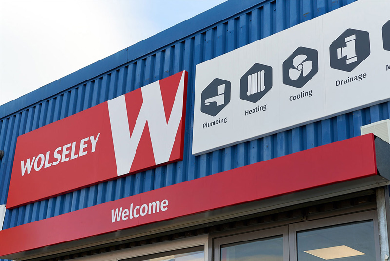 Ferguson plc confirms sale of Wolseley UK