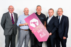 Plumber of the Year 2019 Announced