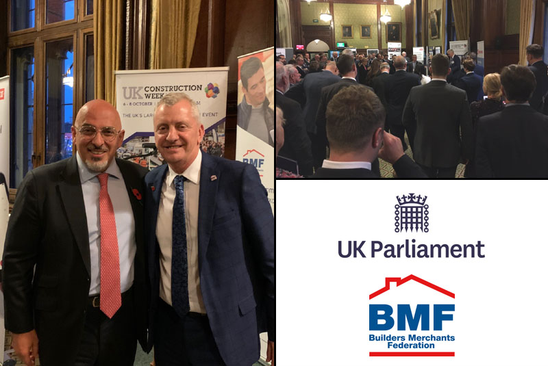 BMF Westminster event showcases innovation