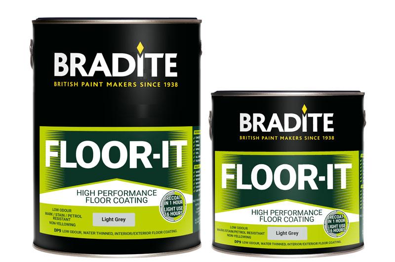 Bradite launches Floor-it