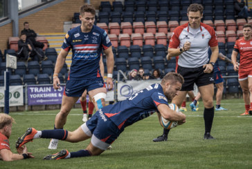 Polypipe sponsors Doncaster Knights