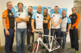 Forterra staff cycle for charity
