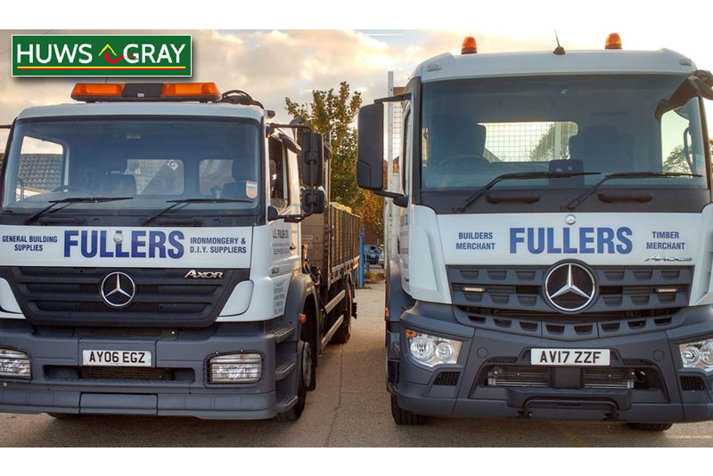 Huws Gray Group acquires J E Fuller
