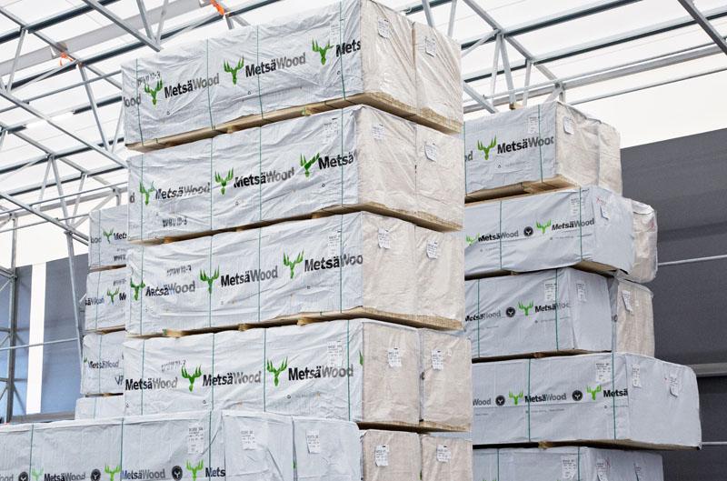 Metsä Wood opens new UK terminal