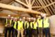 HNC Construction students visit Nicks Timber