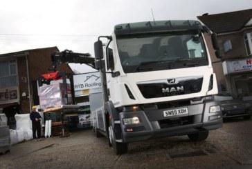 RTB Roofing Supplies' speedy start-up