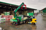 JCB provides electric boost to Lawsons