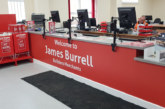 James Burrell outlines Fil support for tenth branch