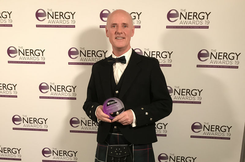 Ibstock recognised at the 2019 Energy Awards