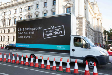 Tool theft claims rise 54% in two years