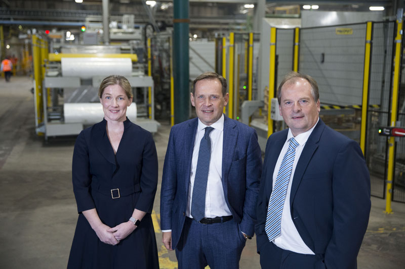 Superglass completes £37m factory upgrade