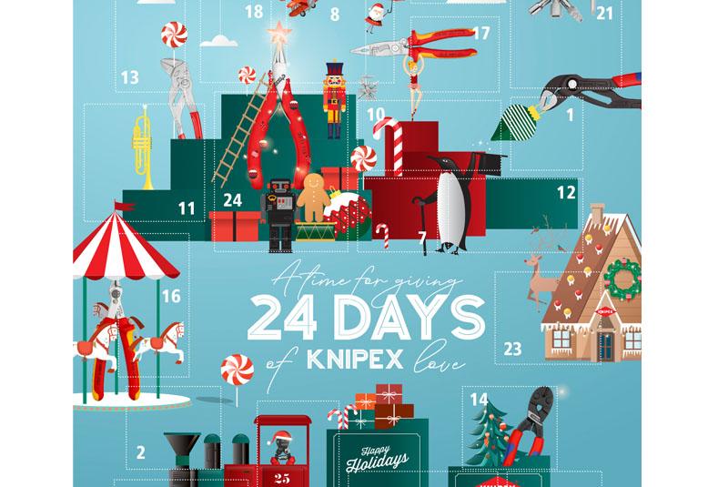 Knipex Advent Calendar