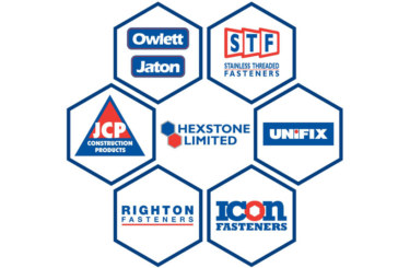 Hexstone awarded ISO 14001