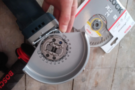 PHPI offers verdict on the Bosch Professional X-Lock Angle Grinder