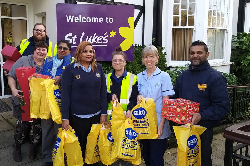Selco gives charities £20k supplies boost