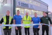Covers opens new Southampton depot
