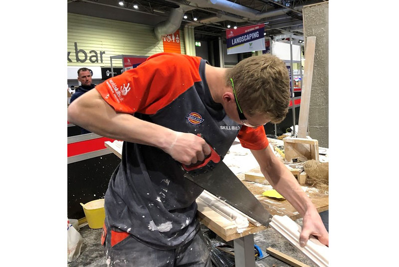 SkillBuild National Finals winners