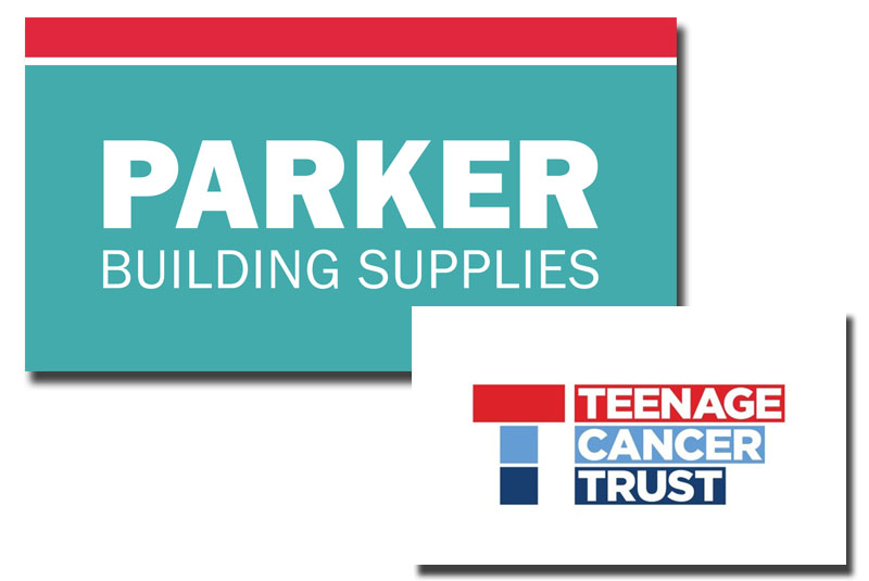 Parker Building Supplies raises £150k for Teenage Cancer Trust