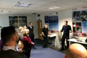 Bradfords attends Flight Safety Centre at RNAS Yeovilton