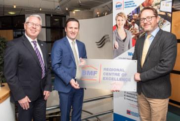 BMF opens Regional Centre of Excellence at Brett Martin
