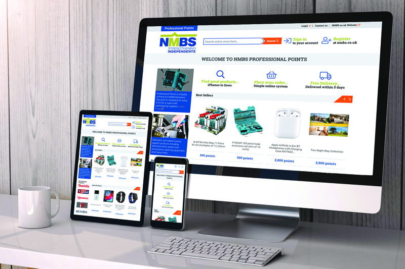 NMBS launches new 'loyalty' website