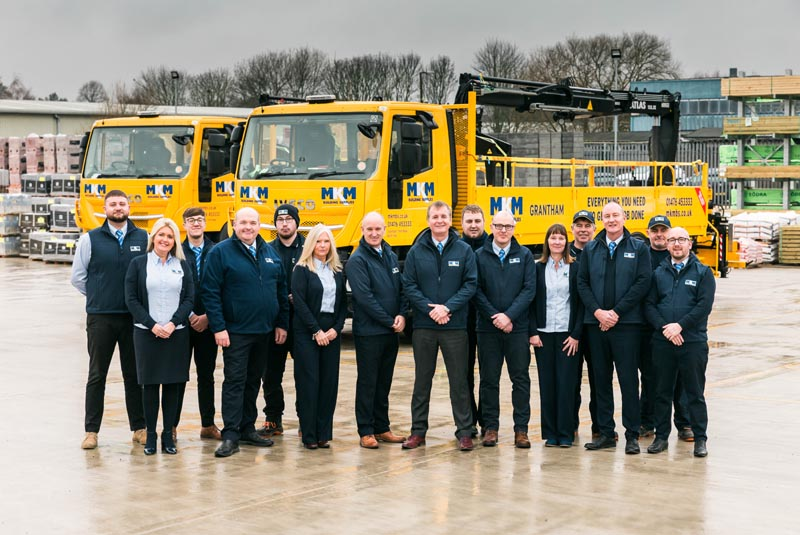 MKM's 70th branch opens in Grantham