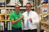Selco raises over £700,000 for Macmillan