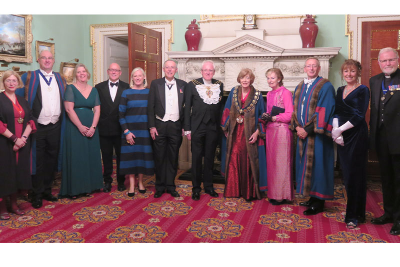 Dame Fiona Woolf installed as new WCoBM Master