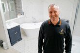 Flame Heating Group opens bathroom showroom in Stockton.