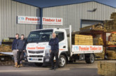 New FUSO Canter for Premier Timber
