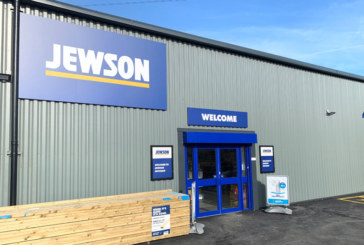 Jewson invests £1.5 million across three branches in South London