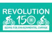 PHG 'Revolution 150' rides for environmental change