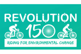 PHG 'Revolution 150' rides for environmental change