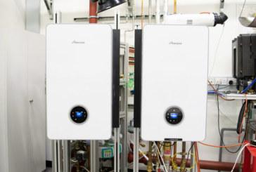 Worcester Bosch reveals hydrogen-fired boiler