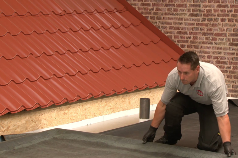 Permaroof discusses the flat roofing market