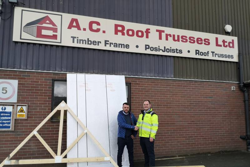 Huws Gray acquires AC Roof Trusses