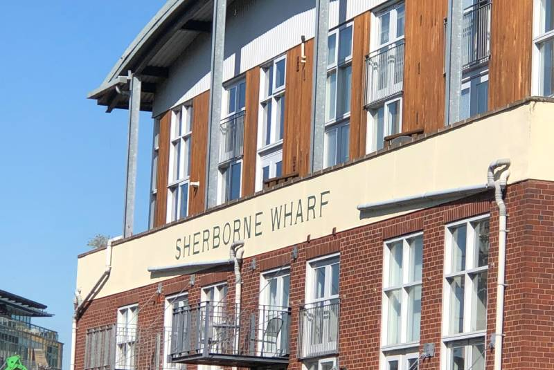 Case Study: Sherborne Wharf new build