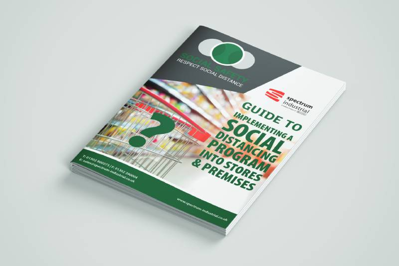Spectrum Industrial launches guide to social distancing safety signage