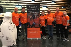 James Donaldson Group donates over £53,000 to Maggie's