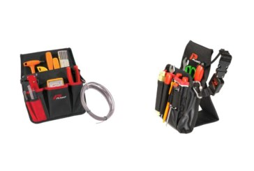 Hyde discusses the importance of quality tool bags