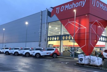 Online sales 'exceed expectations' for TJ O'Mahony