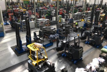 Combilift reflects on National Forklift Safety Day