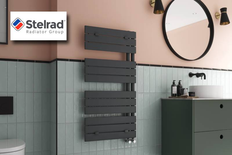 Stelrad launches 'boutique' collection for bathrooms and kitchens