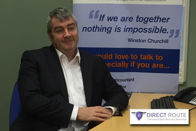 Direct Route explains how to collect cash and keep customers