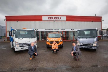 RAC to become Isuzu Truck UK's roadside assistance and contact centre partner