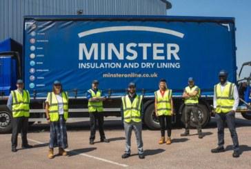 Minster announces four-site expansion