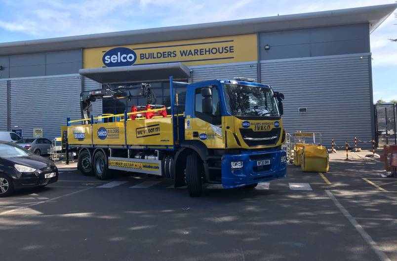 Selco enhances customer service with My Transport Planner